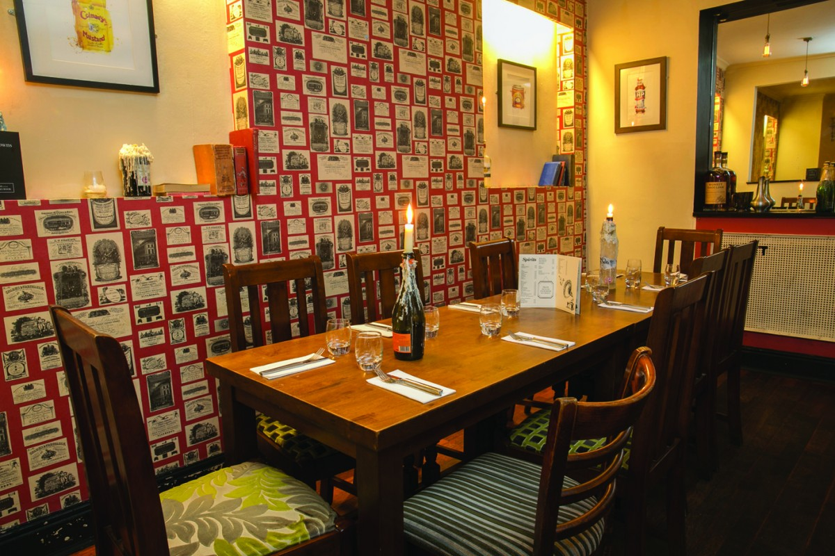 Brace browns private dining and events eventfull for Best private dining rooms bristol